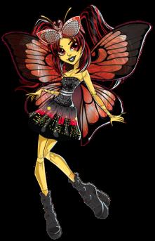 Monster High: Luna Mothews