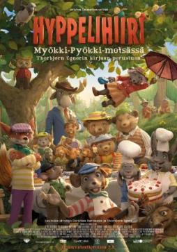 Hyppelihiiri Myökki-Pyökki-metsässä: Aittahiiri (BTI Studios)